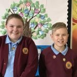 Congratulations to our new Head Boy and Head Girl